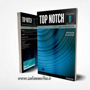 کتاب آموزشی تاپ ناچ ویرایش سوم Top Notch Fundamentals B