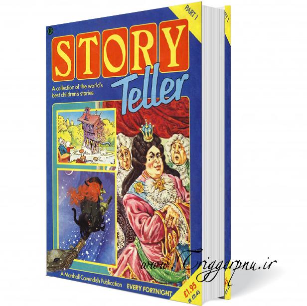 کتاب های Story Teller داستان ها و قصه های انگلیسی
