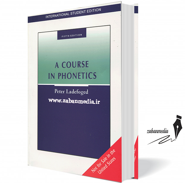 کتاب A Course in Phonetics 5th Edition