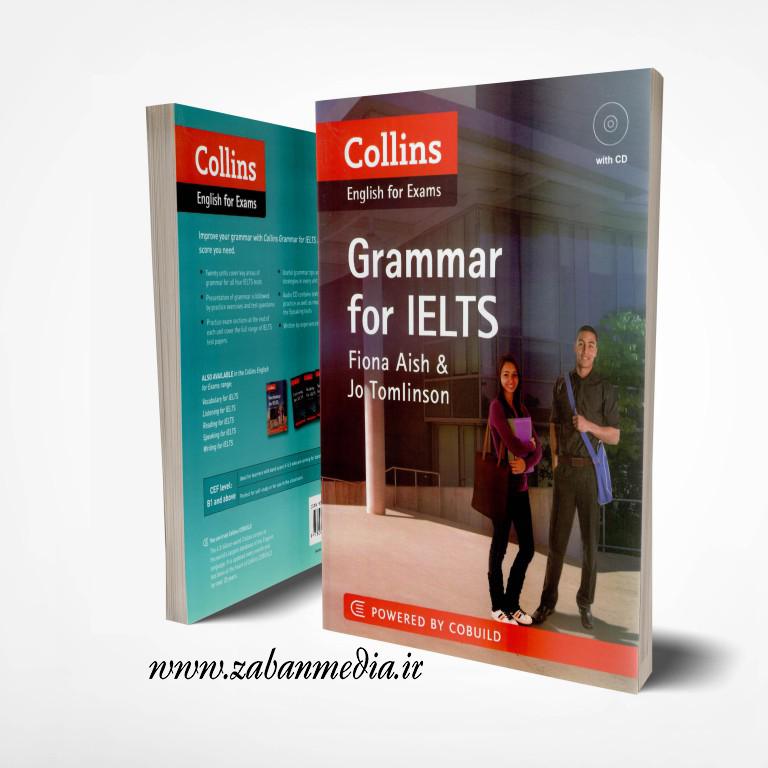 کتاب Collins Grammar for IELTS