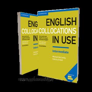 کتاب English Collocations In Use - Intermediate