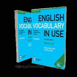 واژگان کاربردی انگلیسی پیشرفته English Vocabulary in Use - Advanced 3rd