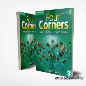 کتاب Four Corners 3