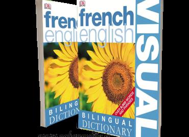 دیکشنری تصویری دو زبانه انگلیسی و فرانسه