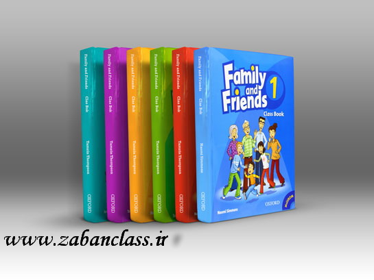 مجموعه ی Family and friends