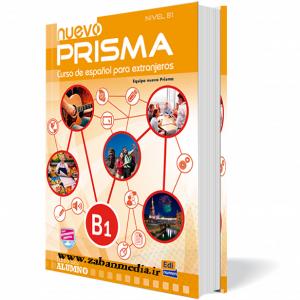 کتاب آموزش اسپانیایی Nuevo Prisma - B1 + 1CD